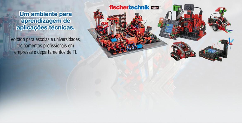 Fischer Technik Lego Datasonic