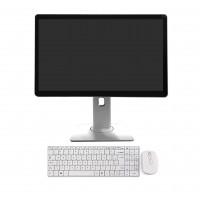 """Computador Touch Screen All In One Thinkview i3 4GB SSD120GB - 21.5"""" + Ajuste de altura e rotação + Teclado e Mouse sem fio"""