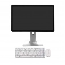"""Computador Touch Screen All In One Thinkview G4930 4GB SSD120GB - 21.5"""" + Ajuste de altura e rotação + Teclado e Mouse sem fio"""