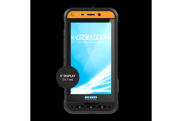 Smartphone industrial com câmera de vídeo ECOM Instruments Smart-Ex 02 DZ2
