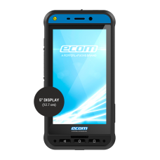 Smartphone industrial com câmera de vídeo ECOM Instruments Smart-Ex 02 DZ1