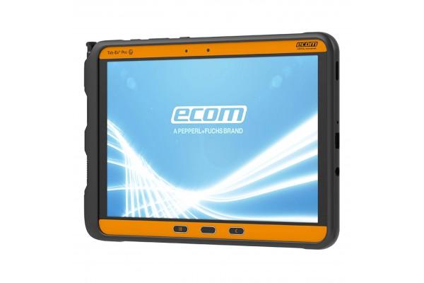 Tablet  Android ECOM Instruments Tab-Ex Pro D2 para Divisão 2