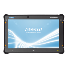 Tablet Rugged ECOM Instruments Pad-Ex 01 P8 DZ2 para Zona 2 e Divisão 2 Windows