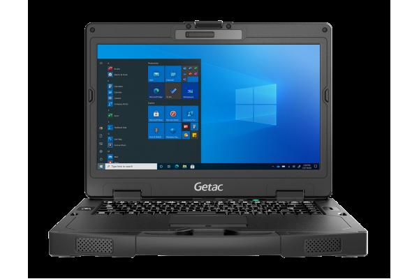 Notebook Industrial Semi-Robusto Intel Core i5, 256GB SSD, 8GB RAM, 14'' Getac S410