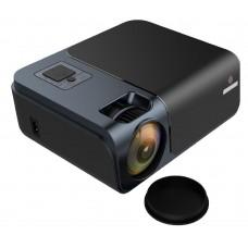 Projetor Portátil Led Datashow HDMI Multimídia Mini Full HD C50 Cheerlux 4000 Lumens