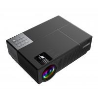 Projetor Portátil Led Datashow HDMI Multimídia Mini Full HD CL770 Cheerlux 4000 Lumens