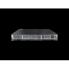 Switch Gerenciável 48 Portas Gigabit 4 SFP+ Huawei S5735-S48P4X