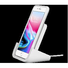 Carregador Sem Fio Samsung iPhone Logitech Powered Padrão Qi F-00005