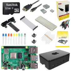 Placa de Desenvolvimento Raspberry Pi 4 Ultimate Kit