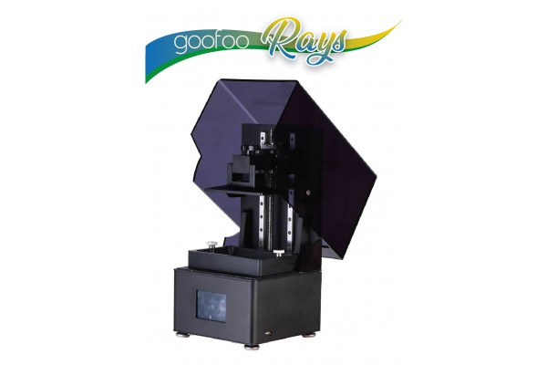 Impressora 3D Resina Goofoo Rays