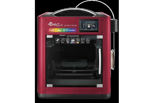 Impressora 3D XYZ da Vinci Full Color