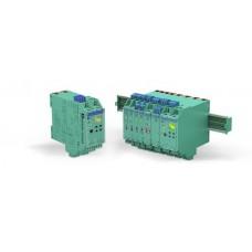 Barreiras Isoladoras em Trilho DIN Pepperl-Fuchs Sistema-K
