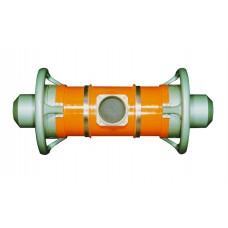 Cabeçote de Raio X Bipolar GE para ISOVOLT Titan E 450 M2 / 0.4 - 1.0 HP