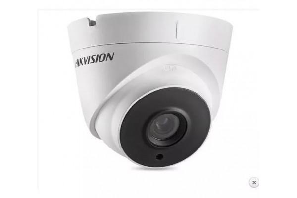 Câmera de Segurança Dome Hikvision DS-2CE56D0T-IT1 3.6mm 1080p IR 20m