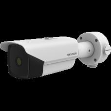 Câmera de Segurança Térmica Inteligente Anti-Corrosão Bullet Hikvision DS-2TD2167-35/PY