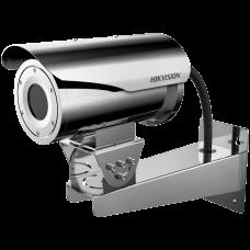 Câmera de Segurança Térmica Inteligente Anti-Corrosão Bullet Hikvision DS-2TD2466T-25X