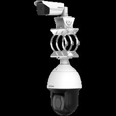 Câmera de Segurança Térmica Inteligente Bullet Hikvision DS-2TX3636-10P/V1 com Sistema de Rastreamento