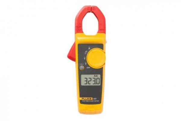 Alicate Amperímetro Ideal Fluke 323 True-RMS