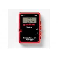 Datalogger Amprobe TR 200-A para Registro de Dados de Temperatura e Umidade Relativa com Ata de Registro de Preço