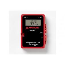 Datalogger Amprobe TR 200-A para Registro de Dados de Temperatura e Umidade Relativa