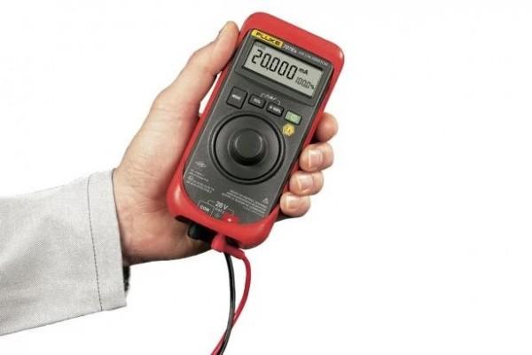 Calibrador de Loop de mA com Segurança Intrínseca Fluke 707Ex
