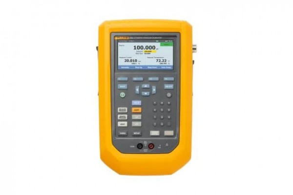 Calibrador de Pressão Automático Fluke 729