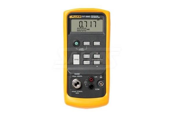 Calibrador de pressão Fluke 717