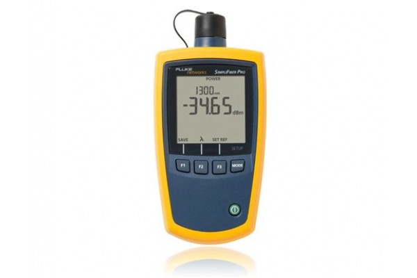 Power Meter de Fibra Óptica Fluke Simplifiber Pro