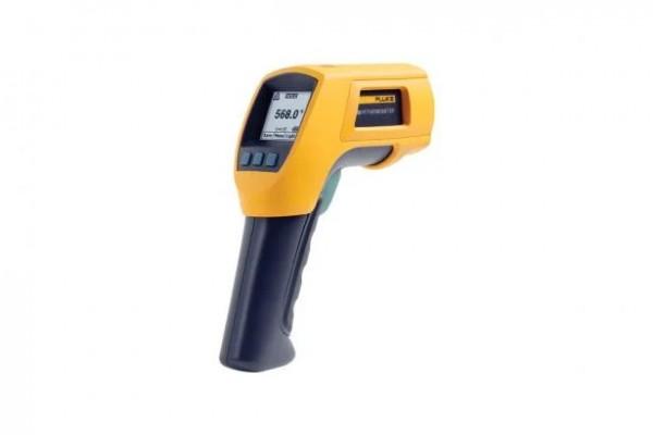 Termômetro de contato e infravermelho Fluke 568