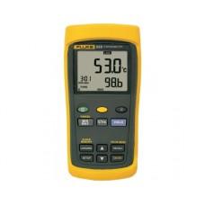 Termômetro digital com registro de temperatura Fluke 53 II
