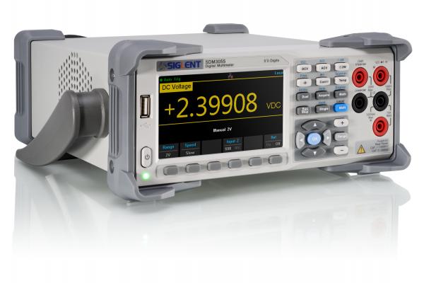Multimetro de Bancada Siglent SDM3055X (5 1/2 Digitos)