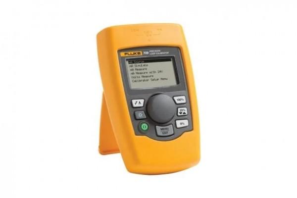 Calibrador de loop de mA de precisão Fluke 709