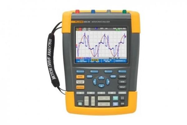 Osciloscópio Portátil Fluke Série MDA-500