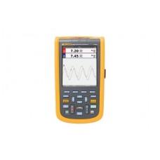Osciloscópios Portáteis ScopeMeter® Industrial Série 120B da Fluke