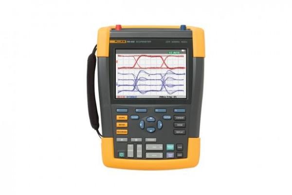 Osciloscópio Portátil Fluke ScopeMeter 190 Série II 190-502/S