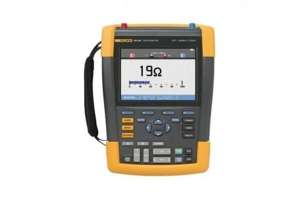 Osciloscópio Portátil Fluke ScopeMeter 190 Série II 190-202/S