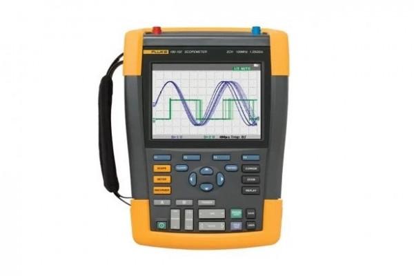 Osciloscópio Portátil Fluke ScopeMeter 190 Série II 190-102