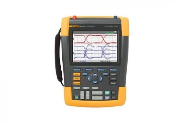 Osciloscópio Portátil Fluke ScopeMeter 190 Série II 190-502