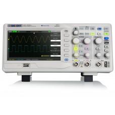 Osciloscópio Digital Siglent SDS1052DL+ 50 MHz 2 canais
