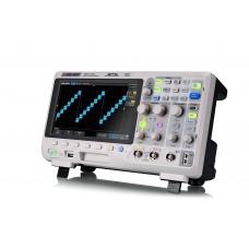 Osciloscópio Digital Siglent SDS1102X 100MHz 2 Canais