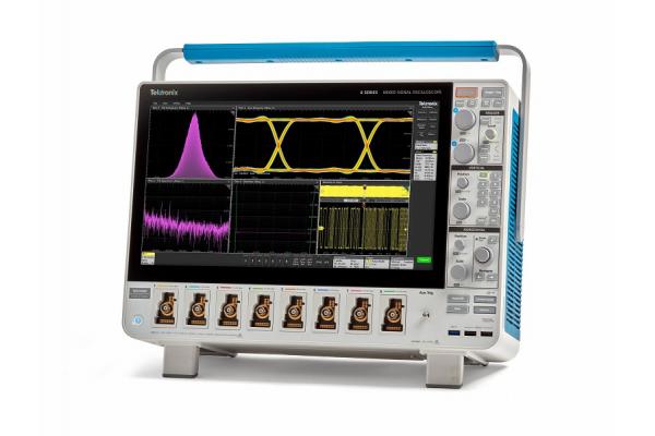 Osciloscópio Digital de Bancada Tektronix MSO Série 6 B