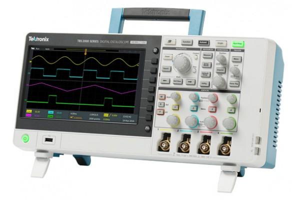 Osciloscópio Digital de Bancada Tektronix Série TBS2000
