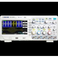 Osciloscópio Digital Siglent Série SDS1000CFL