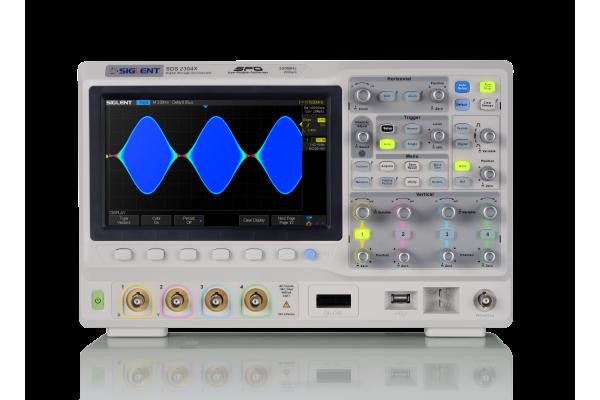 Osciloscópio Digital Siglent Série SDS2000X
