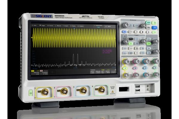 Osciloscópio Digital Siglent Série SDS5000X