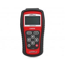 Scanner Automotivo KONNWEI KW808 OBD2/EOBD em português
