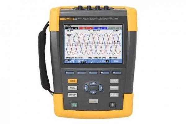 Analisador de Qualidade de Energia Fluke 434-II / 435-II