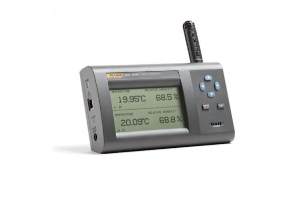 Termohigrômetro de precisão Fluke 1620A