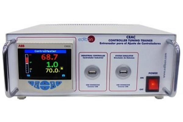 Bancada Didática  para o ajuste de controladores Edibon CEAC