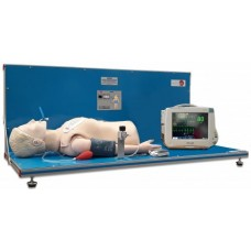 Bancada Didática Simulador biomédico controlado por computador de Biosignals Edibon BIPBSC
